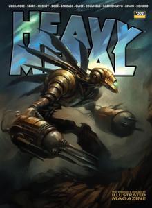 Heavy Metal 302 (2020) (2 covers) (Digital) (Mephisto-Empire