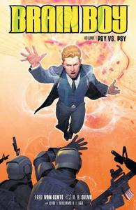 Dark Horse-Brain Boy Vol 01 Psy Vs Psy 2014 Retail Comic eBook