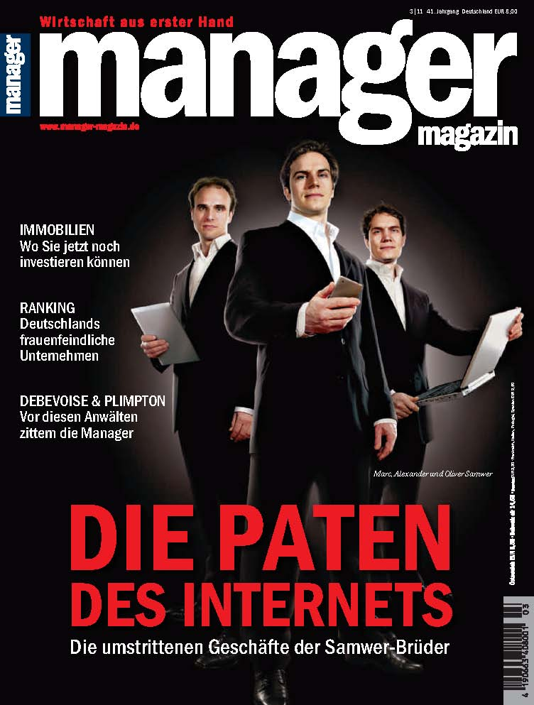 Manager Magazin Nr 03 2011