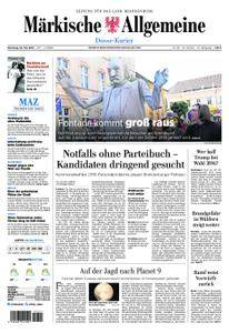 Märkische Allgemeine Dosse Kurier - 22. Mai 2018