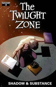 Twilight Zone Shadow And Substance 0022015 3 covers Digital Exclusive Edition