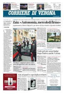 Corriere di Verona - 24 Febbraio 2018