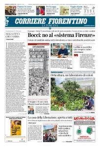 Corriere Fiorentino La Toscana – 28 aprile 2019
