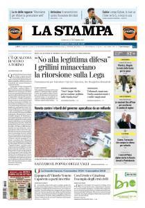 La Stampa Imperia e Sanremo - 4 Novembre 2018