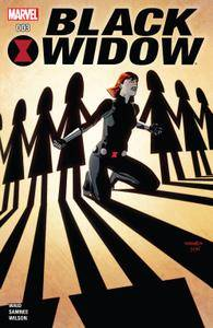 Black Widow 003 2016 Digital