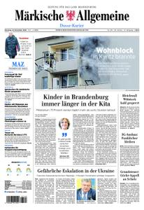 Märkische Allgemeine Dosse Kurier - 27. November 2018