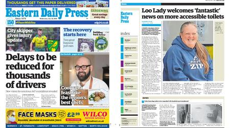 Eastern Daily Press – July 22, 2020
