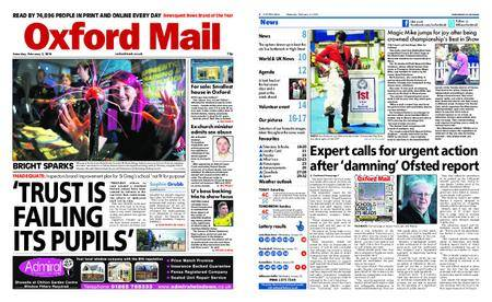 Oxford Mail – February 03, 2018