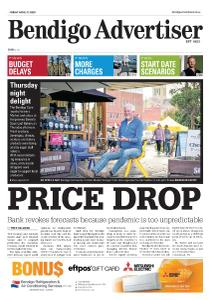 Bendigo Advertiser - April 17, 2020