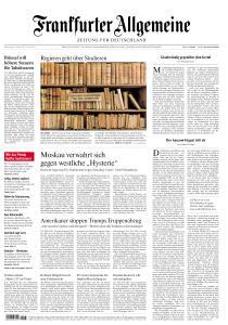 Frankfurter Allgemeine Zeitung - 4 Februar 2021