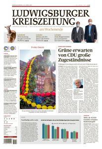 Ludwigsburger Kreiszeitung LKZ - 03 April 2021