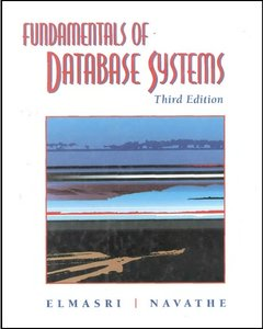 Fundamentals of Database Systems, 3rd Edition