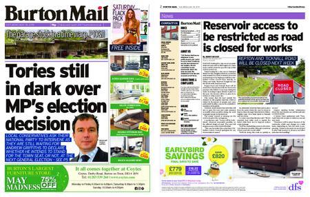 Burton Mail – May 18, 2019