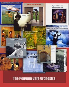 The Penguin Cafe Orchestra: 12 Cds  -lossless-