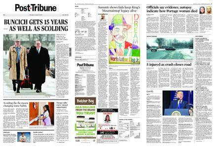 Post-Tribune – January 17, 2018
