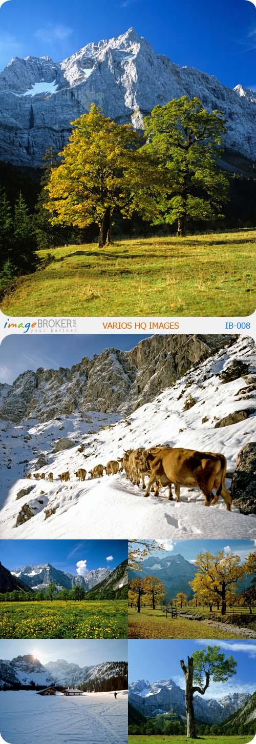ImageBroker | IB-008 | Varios HQ Images