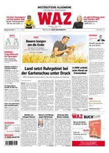 WAZ Westdeutsche Allgemeine Zeitung Oberhausen-Sterkrade - 30. Juli 2018
