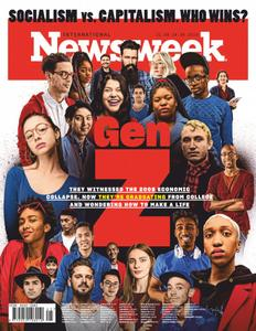 Newsweek International - 21 June 2019