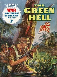 War Picture Library 0047 - The Green Hell [1960] (Mr Tweedy
