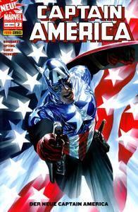 Captain America 02 - Der neue Captain America Panini 09 2008