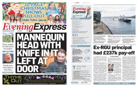 Evening Express – December 20, 2018