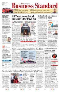 Business Standard - May 2, 2018