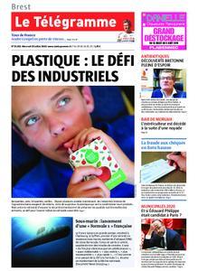 Le Télégramme Brest – 10 juillet 2019