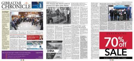 Gibraltar Chronicle – 18 January 2018