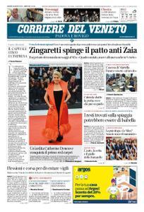 Corriere del Veneto Padova e Rovigo – 29 agosto 2019