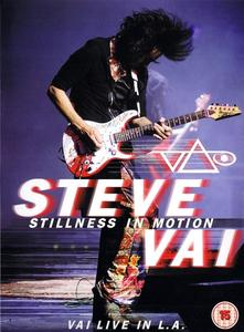 Steve Vai - Stillness in Motion: Live in L.A. (2015) [Blu-ray 1080i + BDRip 720p]