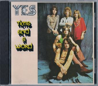 Yes - Time And A Word (1970) {1989, Reissue}