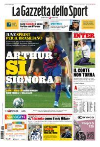 La Gazzetta dello Sport Roma – 26 giugno 2020