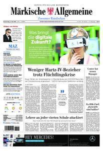 Märkische Allgemeine Zossener Rundschau - 03. Mai 2018