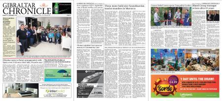 Gibraltar Chronicle – 21 December 2018