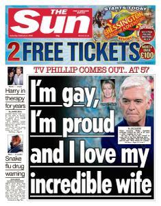 The Sun UK - 8 February 2020
