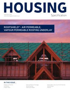 Housing Specification - April/May 2019