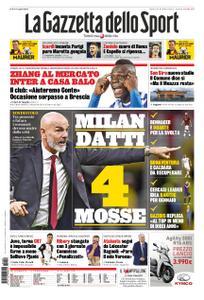 La Gazzetta dello Sport Roma – 29 ottobre 2019