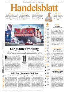 Handelsblatt - 27 Juli 2020
