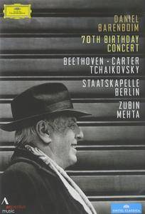 Daniel Barenboim - 70th Birthday Concert (2013) [DVD9]