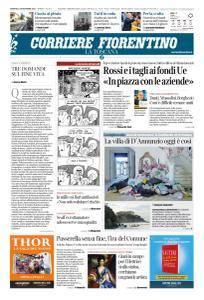 Corriere Fiorentino La Toscana - 10 Dicembre 2017