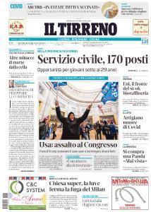 Il Tirreno Livorno - 7 Gennaio 2021