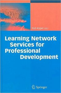 Learning Network Services for Professional Development