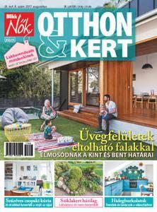 Otthon&Kert No 08 - Augusztus  2017