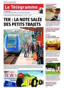 Le Télégramme Guingamp – 31 août 2019