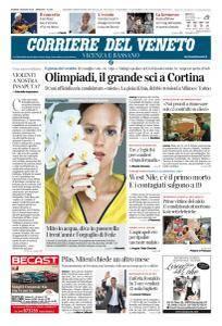 Corriere del Veneto Vicenza e Bassano - 2 Agosto 2018