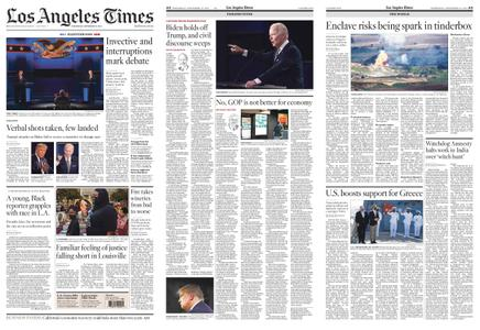 Los Angeles Times – September 30, 2020