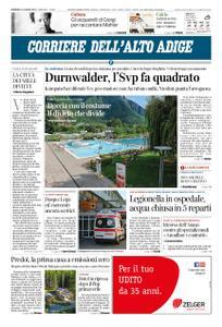 Corriere dell'Alto Adige – 14 luglio 2019