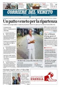 Corriere del Veneto Padova e Rovigo – 29 marzo 2020
