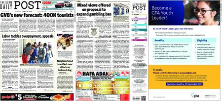 The Guam Daily Post – July 30, 2020