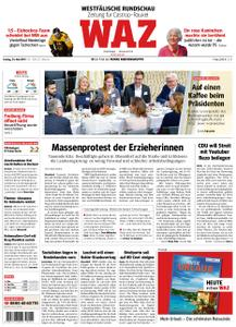 WAZ Westdeutsche Allgemeine Zeitung Castrop-Rauxel - 24. Mai 2019